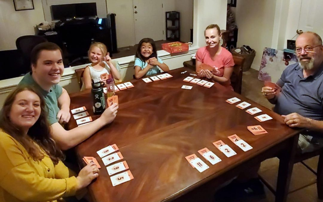 Another Family Game Night